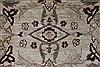 Pishavar Beige Hand Knotted 49 X 68  Area Rug 250-27172 Thumb 6
