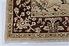 Pishavar Beige Hand Knotted 49 X 68  Area Rug 250-27172 Thumb 7