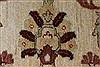 Pishavar Beige Hand Knotted 411 X 67  Area Rug 250-27173 Thumb 10