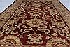 Pishavar Red Hand Knotted 47 X 69  Area Rug 250-27175 Thumb 4