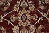 Pishavar Red Hand Knotted 47 X 69  Area Rug 250-27175 Thumb 6
