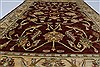Pishavar Beige Hand Knotted 50 X 70  Area Rug 250-27176 Thumb 3