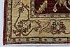 Pishavar Beige Hand Knotted 50 X 70  Area Rug 250-27176 Thumb 6