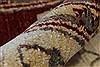 Pishavar Beige Hand Knotted 411 X 65  Area Rug 250-27177 Thumb 1
