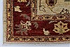 Pishavar Beige Hand Knotted 411 X 65  Area Rug 250-27177 Thumb 9