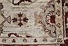 Pishavar Beige Hand Knotted 411 X 70  Area Rug 250-27178 Thumb 12