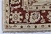 Pishavar Beige Hand Knotted 411 X 70  Area Rug 250-27178 Thumb 8