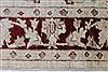 Pishavar Beige Hand Knotted 411 X 66  Area Rug 250-27181 Thumb 6