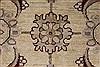 Pishavar Beige Hand Knotted 50 X 68  Area Rug 250-27182 Thumb 6