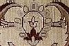 Pishavar Beige Hand Knotted 50 X 68  Area Rug 250-27182 Thumb 9
