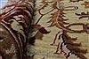 Pishavar Beige Hand Knotted 411 X 65  Area Rug 250-27184 Thumb 1