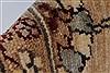 Pishavar Beige Hand Knotted 53 X 69  Area Rug 250-27187 Thumb 10