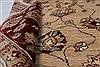 Pishavar Beige Hand Knotted 53 X 69  Area Rug 250-27187 Thumb 12