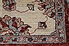 Pishavar White Hand Knotted 411 X 67  Area Rug 250-27191 Thumb 9