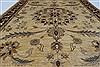 Pishavar Beige Hand Knotted 50 X 67  Area Rug 250-27194 Thumb 3