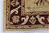 Pishavar Beige Hand Knotted 50 X 67  Area Rug 250-27194 Thumb 6