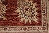 Pishavar Beige Hand Knotted 50 X 67  Area Rug 250-27199 Thumb 9