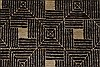 Modern Beige Hand Knotted 411 X 64  Area Rug 250-27200 Thumb 4