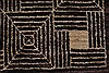 Modern Beige Hand Knotted 411 X 64  Area Rug 250-27200 Thumb 7