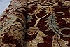 Pishavar Red Hand Knotted 49 X 69  Area Rug 250-27201 Thumb 11
