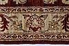 Pishavar Red Hand Knotted 49 X 69  Area Rug 250-27201 Thumb 3