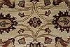 Pishavar Beige Hand Knotted 50 X 66  Area Rug 250-27202 Thumb 6