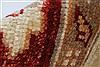 Pishavar Beige Hand Knotted 51 X 511  Area Rug 250-27208 Thumb 12