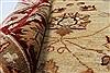 Pishavar Beige Hand Knotted 51 X 511  Area Rug 250-27208 Thumb 1
