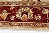 Pishavar Beige Hand Knotted 51 X 511  Area Rug 250-27208 Thumb 5