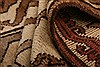 Baluch Brown Runner Hand Knotted 29 X 510  Area Rug 253-27218 Thumb 16