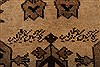 Baluch Brown Runner Hand Knotted 29 X 510  Area Rug 253-27218 Thumb 19