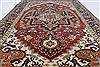 Serapi Brown Hand Knotted 40 X 511  Area Rug 250-27249 Thumb 3