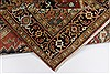 Serapi Brown Hand Knotted 40 X 60  Area Rug 250-27262 Thumb 2