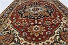 Serapi Brown Hand Knotted 40 X 60  Area Rug 250-27262 Thumb 4