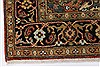 Serapi Brown Hand Knotted 40 X 60  Area Rug 250-27262 Thumb 7