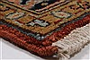 Serapi Brown Hand Knotted 40 X 60  Area Rug 250-27262 Thumb 8