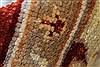 Pishavar Beige Hand Knotted 411 X 511  Area Rug 250-27270 Thumb 11