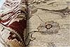 Pishavar Beige Hand Knotted 50 X 63  Area Rug 250-27274 Thumb 1