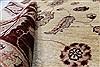 Pishavar Beige Hand Knotted 410 X 64  Area Rug 250-27275 Thumb 10
