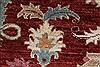 Pishavar Beige Hand Knotted 49 X 69  Area Rug 250-27276 Thumb 10