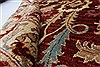 Pishavar Beige Hand Knotted 49 X 69  Area Rug 250-27276 Thumb 2