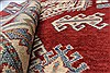 Kazak Red Hand Knotted 44 X 510  Area Rug 250-27277 Thumb 1