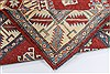 Kazak Red Hand Knotted 44 X 510  Area Rug 250-27277 Thumb 2