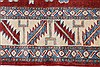 Kazak Red Hand Knotted 44 X 510  Area Rug 250-27277 Thumb 5