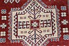 Kazak Red Hand Knotted 44 X 510  Area Rug 250-27277 Thumb 6