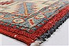 Kazak Red Hand Knotted 44 X 510  Area Rug 250-27277 Thumb 8