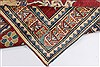 Kazak Red Hand Knotted 36 X 58  Area Rug 250-27278 Thumb 1
