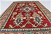 Kazak Red Hand Knotted 36 X 58  Area Rug 250-27278 Thumb 3