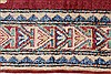 Kazak Red Hand Knotted 36 X 58  Area Rug 250-27278 Thumb 4
