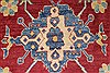 Kazak Red Hand Knotted 36 X 58  Area Rug 250-27278 Thumb 5